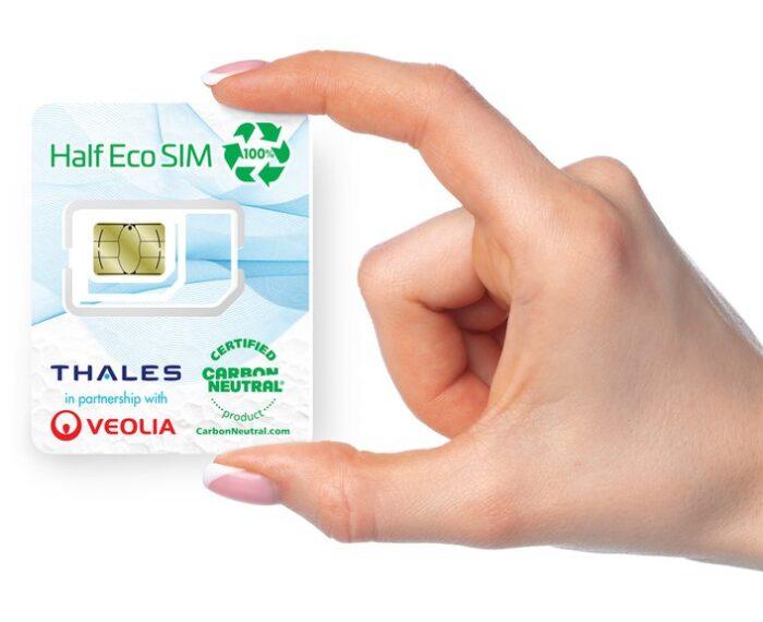 """#Sustentabilidad: La tarjeta eco-SIM """"ambientalmente responsable"""" hecha con plástico reciclado de residuos electrónicos"""
