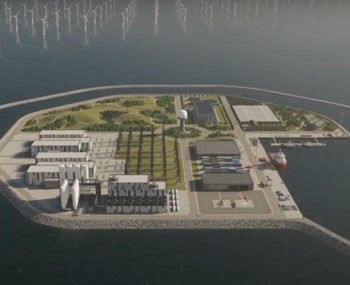"""#Energía: Dinamarca proyecta una """"isla energética artificial"""" que generará energía verde para 3 millones de hogares"""