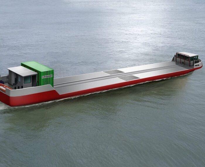 #Energía: El primer buque de carga de hidrógeno del mundo se estrena en París
