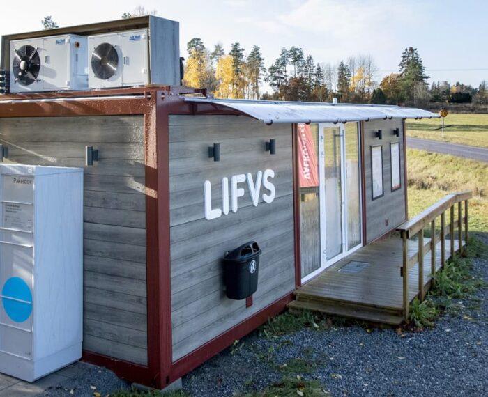 #CosasQueHacenBien: Supermercados automatizados y sin personal en contenedores móviles al rescate de las zonas rurales de Suecia