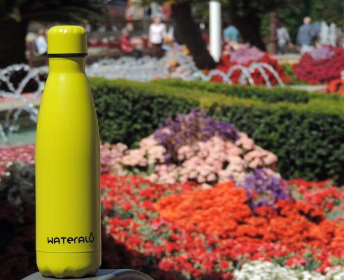 #Sustentabilidad: Ventajas de beber agua en botellas de acero inoxidable