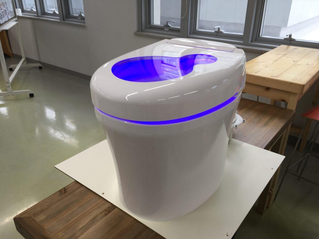 #Energía: Un profesor surcoreano desarrolla un nuevo inodoro que convierte los desechos humanos en energía