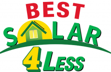 Best Solar 4 Less best Logo