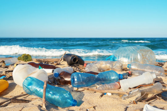 #Contamination: Is global plastic pollution nearing an irreversible tipping point?