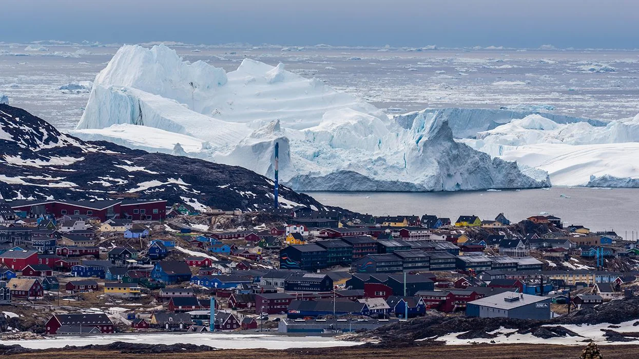 #Energy: 'Future Belongs to Renewable Energy': Greenland Ditches All Oil Drilling